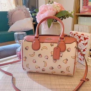 Coach fruity mini Bennett bag